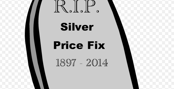 THE NEW LONDON SILVER PRICE GOES LIVE AUGUST 15
