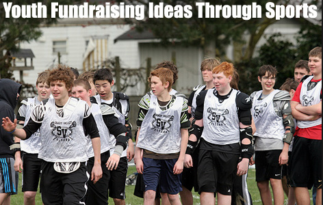 Fundraising Ideas For Kids Sports